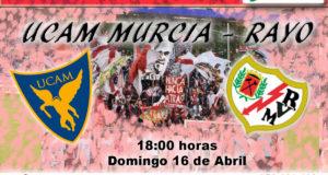 Previa: UCAM Murcia – Rayo