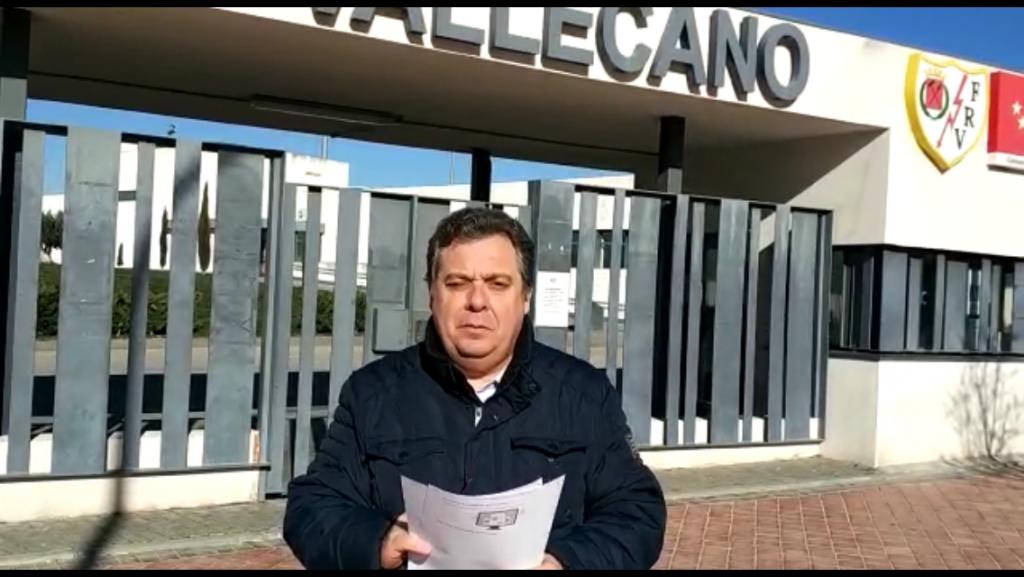 Los accionistas minoritarios denuncian un presunto for Oficinas rayo vallecano
