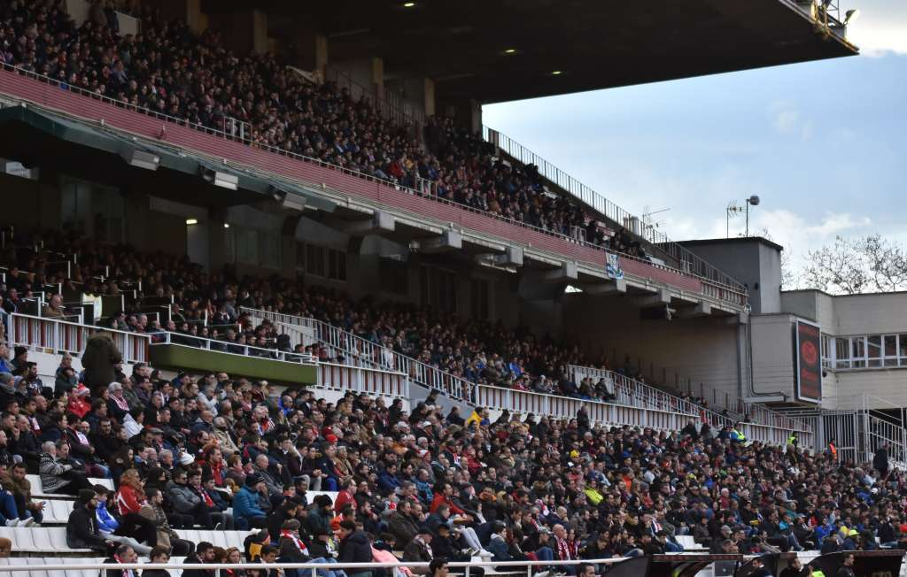 Obras Estadio Vallecas