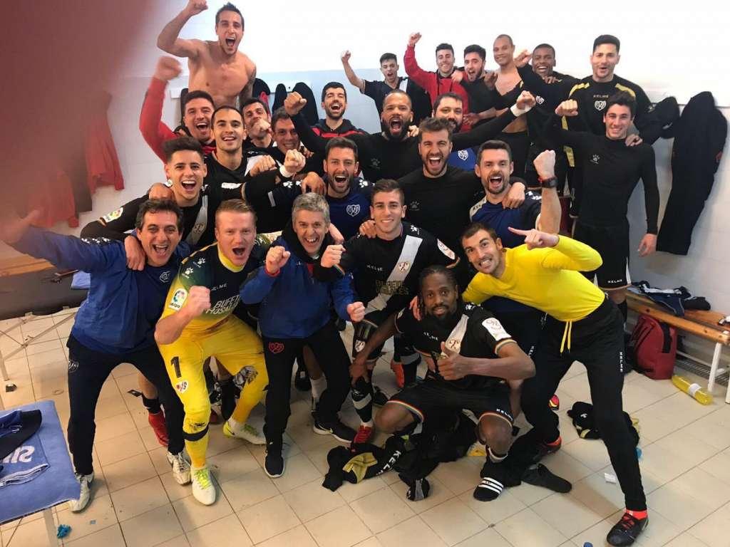 futbolistas Rayo Vallecano